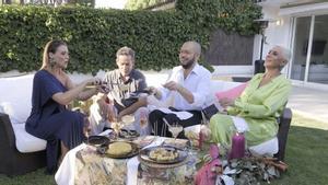 Imagen de la nueva entrega de 'Ven a cenar conmigo: Gourmet Edition'