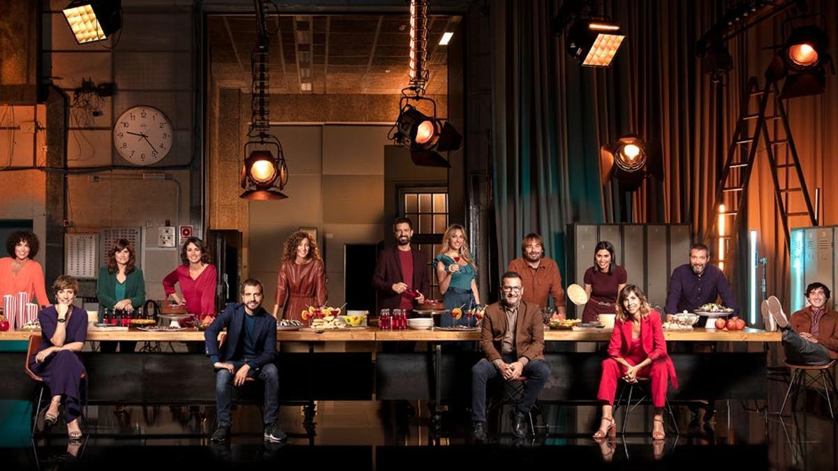 Algunos de los protagonistas de la temporada de otoño 2021 de TV-3