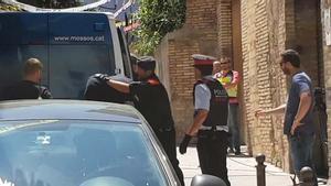 Presó per als quatre detinguts per la violació múltiple a Manresa