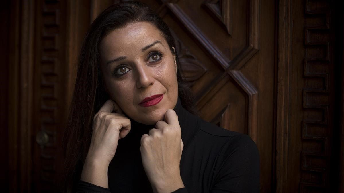 Mariola Membrives.