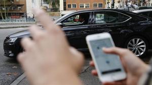 Uber torna Barcelona a partir del dimarts 16 de març