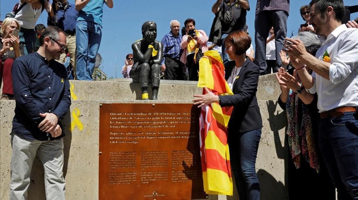 JxCat es juga a Girona el seu principal feu