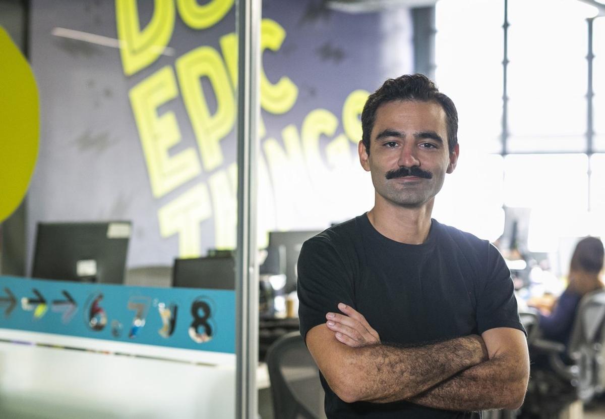 Maximo Cavazzani, fundador y CEO de etermax.