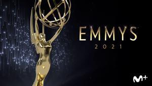 El cartel de los Premios Emmy 2021.