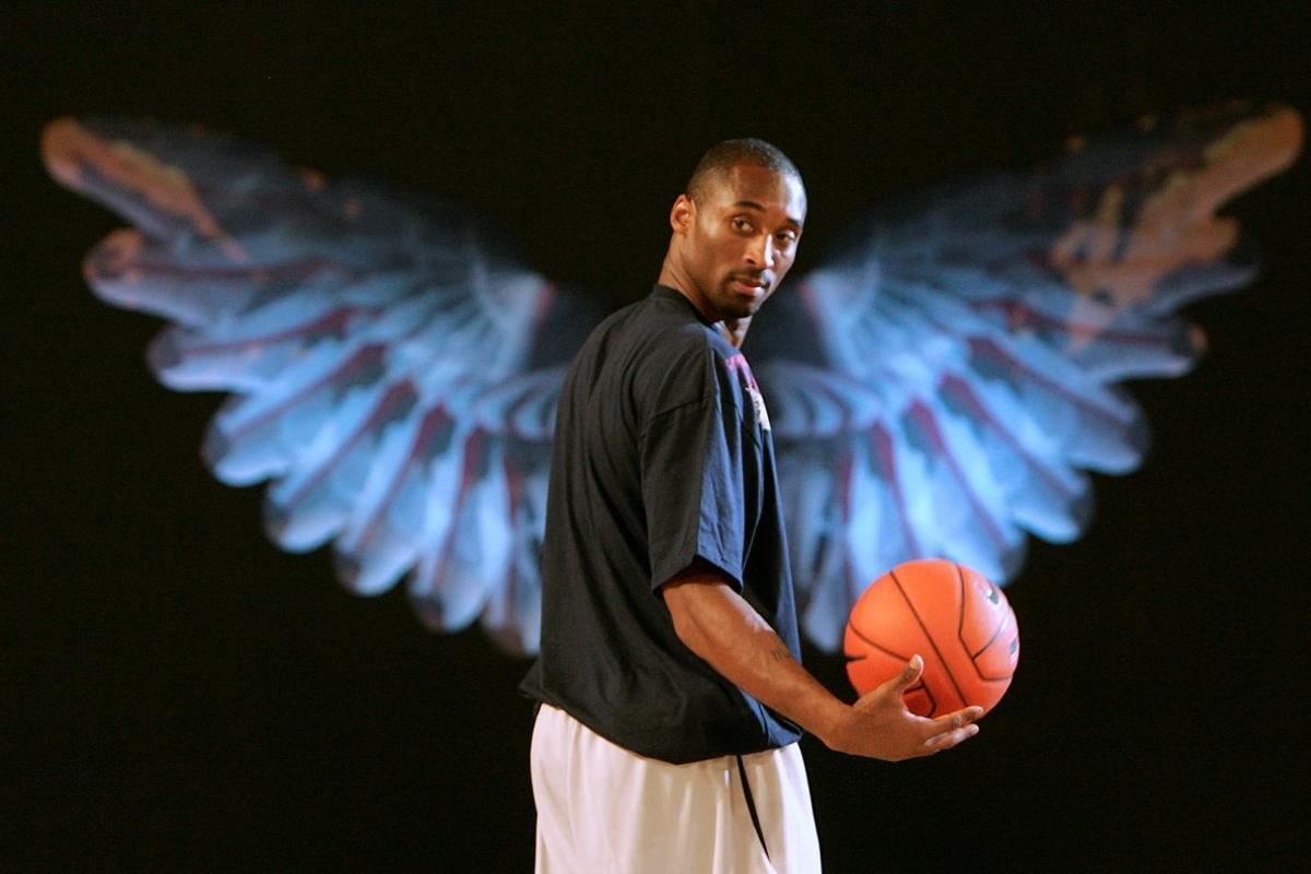 Kobe Bryant murió a los 41 años.