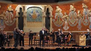 Un gran Bach para un discreto Goerne