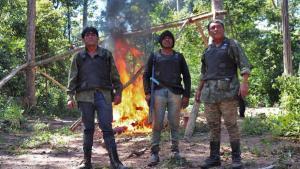 Ya van cuatro indígenas asesinados en mes y medio en la Amazonía brasileña.