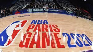 El duelo entre Milwaukee Bucks y Charlotte Hornets se juega en París.