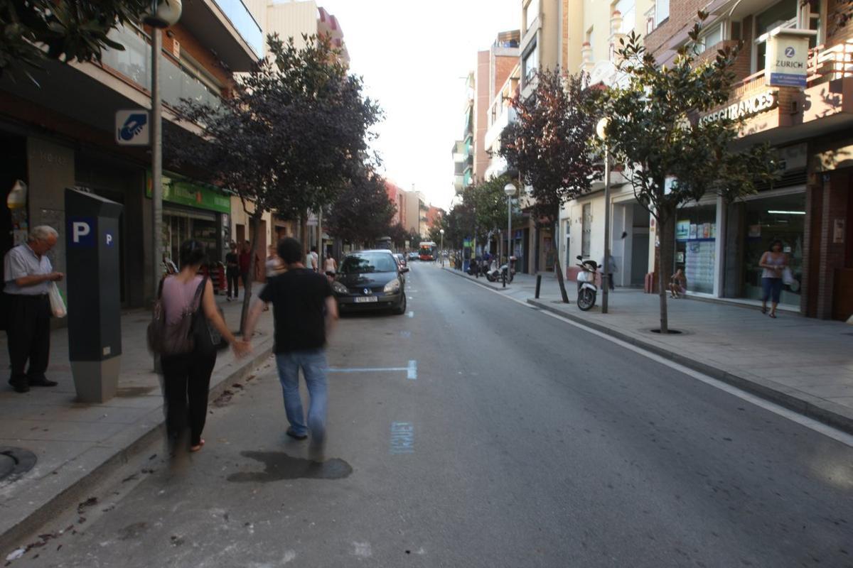 Calle de Cornellà.