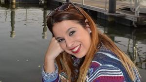 Cintia Pérez Muñoz, dependienta en una juguetería en Sevilla.