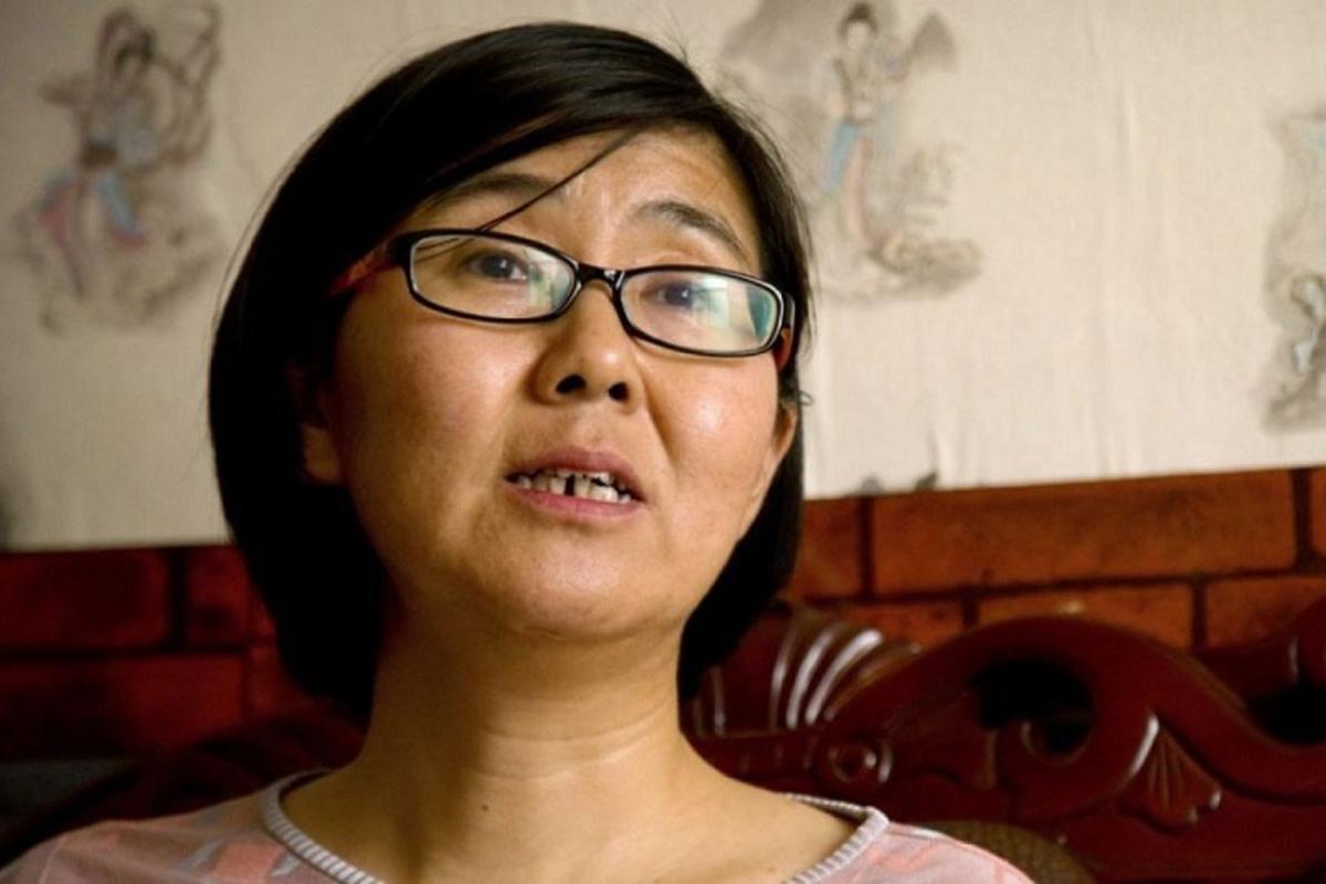 Abogada china Wang Yu.