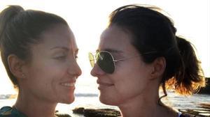 Sandra Barneda i Nagores Robles es reconcilien