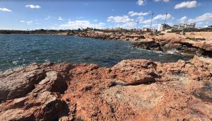 Cabo de Punta Prima, en Orihuela-Costa (Alicante).
