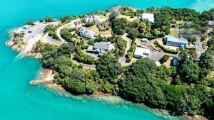Propiedades en la isla de Waiheke