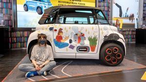 Inicio de la comercialización del Citroën AMI en Fnac