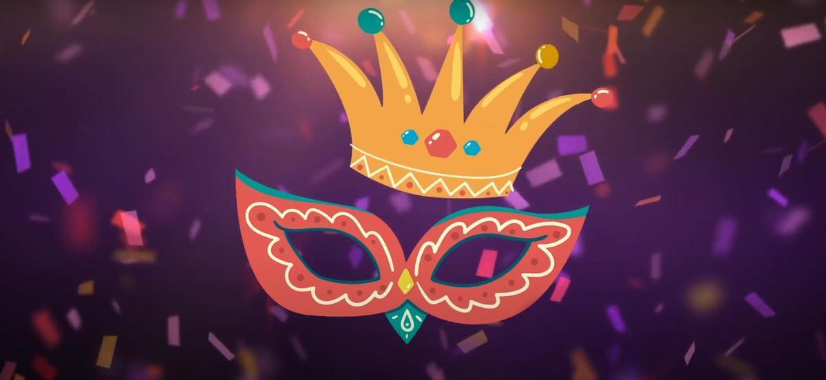 Cartel del Carnaval de Gavà.