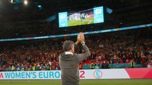 L'Espanya de Luis Enrique: La llavor de Wembley