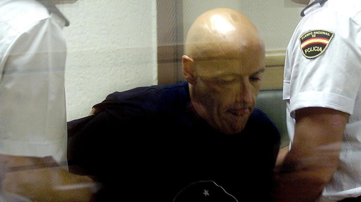 El preso de ETA Iñaki Bilbao, hospitalizado tras 20 días en huelga de hambre