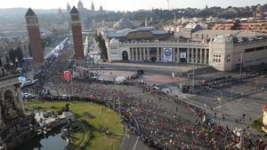 Marató de Barcelona 2018: recorregut i afectacions en el trànsit i el transport públic