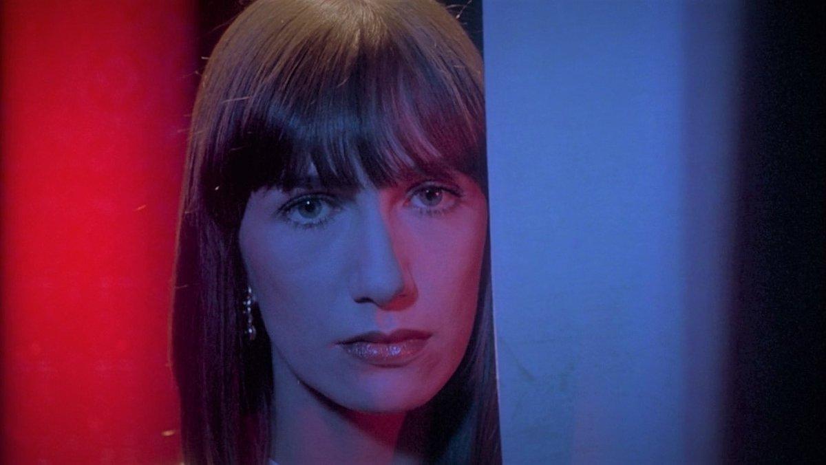 Daria Nicolodi, en la película 'Inferno'.