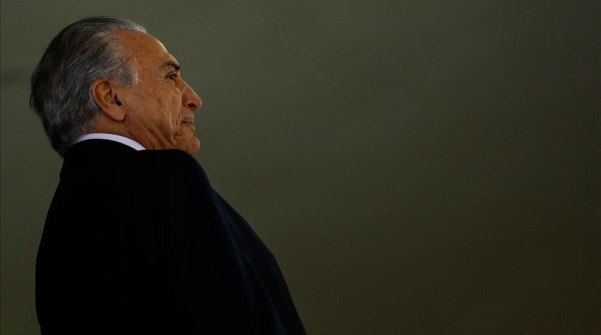 Michel Temer, el president de l'ambigüitat
