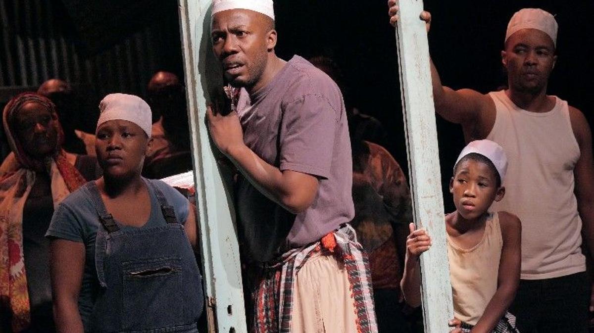 El musical 'A man of good hope', creación de Isango Ensemble basada en la novela homónima de Jonny Steinberg, llegará en noviembre a la Sala Gran del TNC.