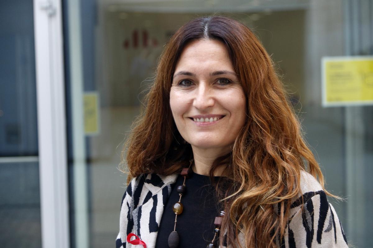 Laura Vilagrà, en una foto reciente