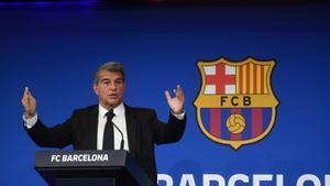 Després de la seva germana, Laporta planeja incorporar ara a la seva cosina al Barça