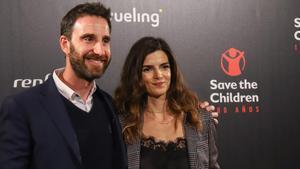 Clara Lago y Dani Rovira vuelven a posar juntos en los premios de Save The Children.