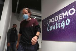 Iglesias abandona la política després d'estavellar-se a Madrid