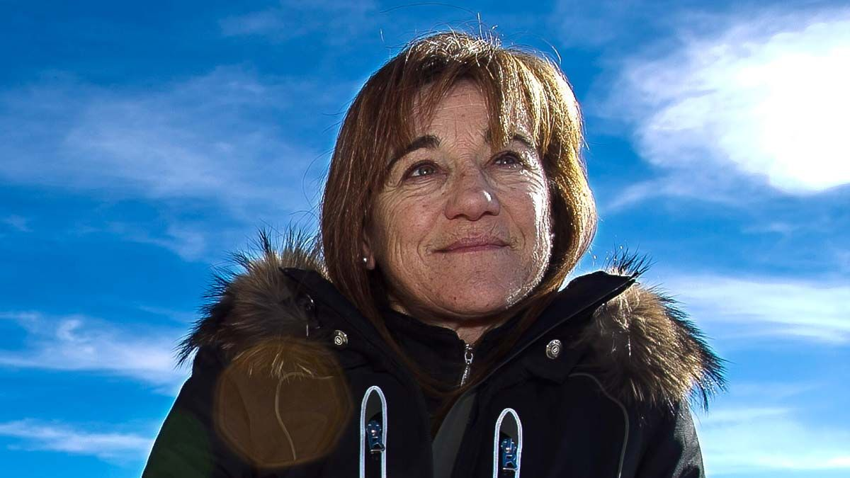 La recerca de Blanca Fernández Ochoa se centra en zones abruptes