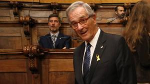 Xavier Trias apareix en un 'trust' familiar que presumptament ocultava diners a Suïssa durant part de la seva carrera política.