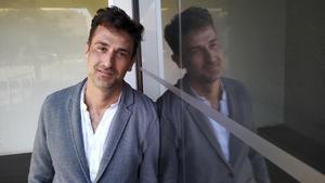 Oriol Tarragó, fotografiado esta semana en el Festtival de Sitges, donde ha sido reconocido con el Gran Premio Honorífico