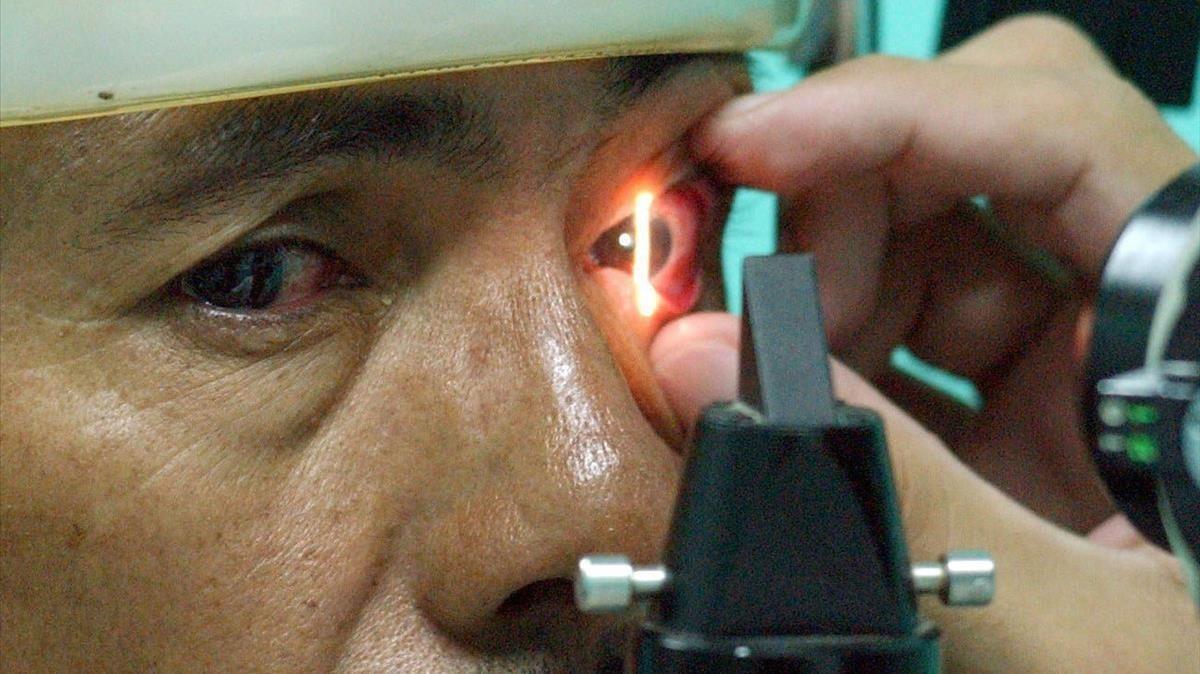 25.000 personas diagnosticadas de glaucoma podrían sufrir ceguera total