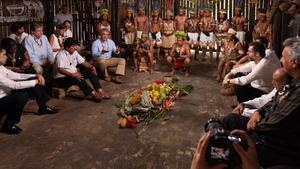 Set països llatinoamericans firmen el «Pacte de Leticia» per protegir l'Amazònia