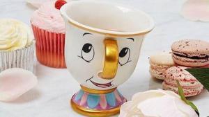 La pieza más buscada estos días en Primark y en internet: la taza 'Chip' de 'La Bella y la Bestia'.