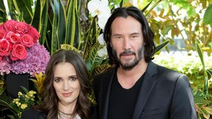 L'absurda raó per la qual Winona Ryder i Keanu Reeves porten 26 anys casats