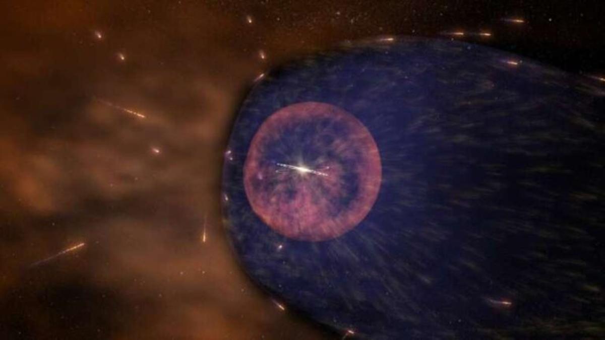 Viajamos a los confines del sistema solar para resolver el misterio de los rayos cósmicos