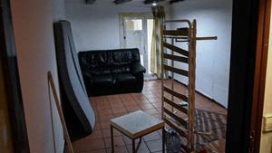 La vivienda que ha sido okupada, y que, según los vecinos es un narcopiso.