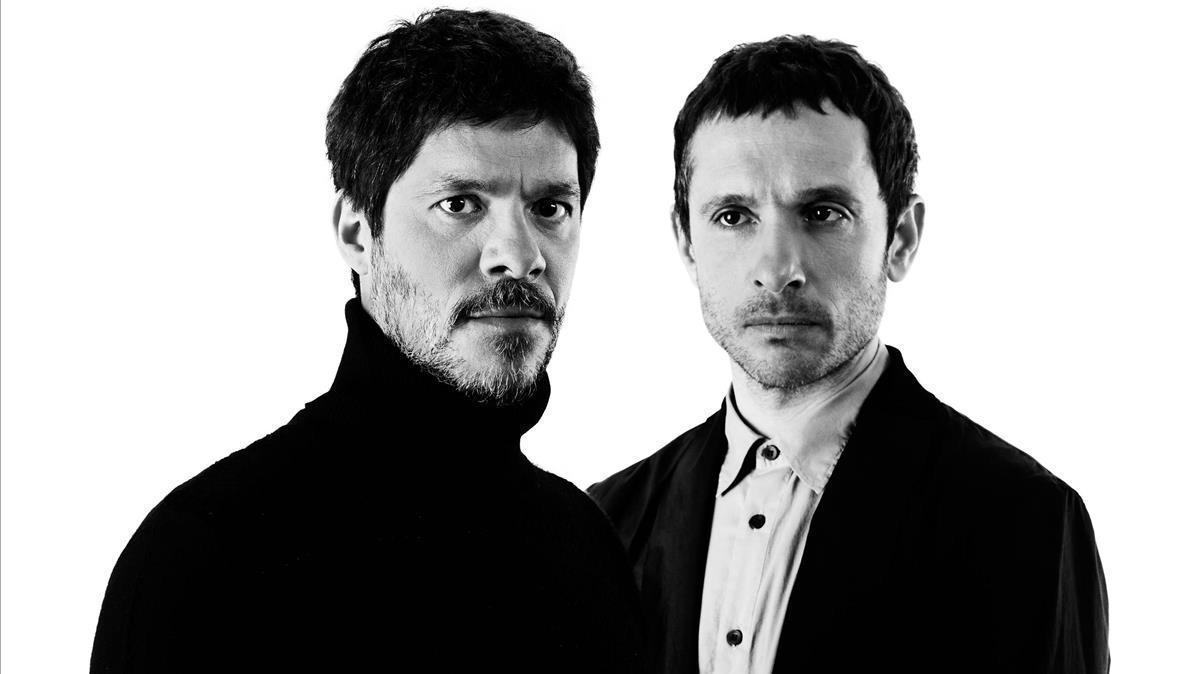Ivan Benet y Pablo Derqui, brillantes en la obra.