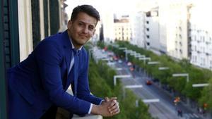 Jorge Pueyo: «La llengua aragonesa està en una situació crítica»
