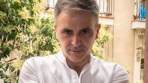 El escritor argentino Marcelo Luján.