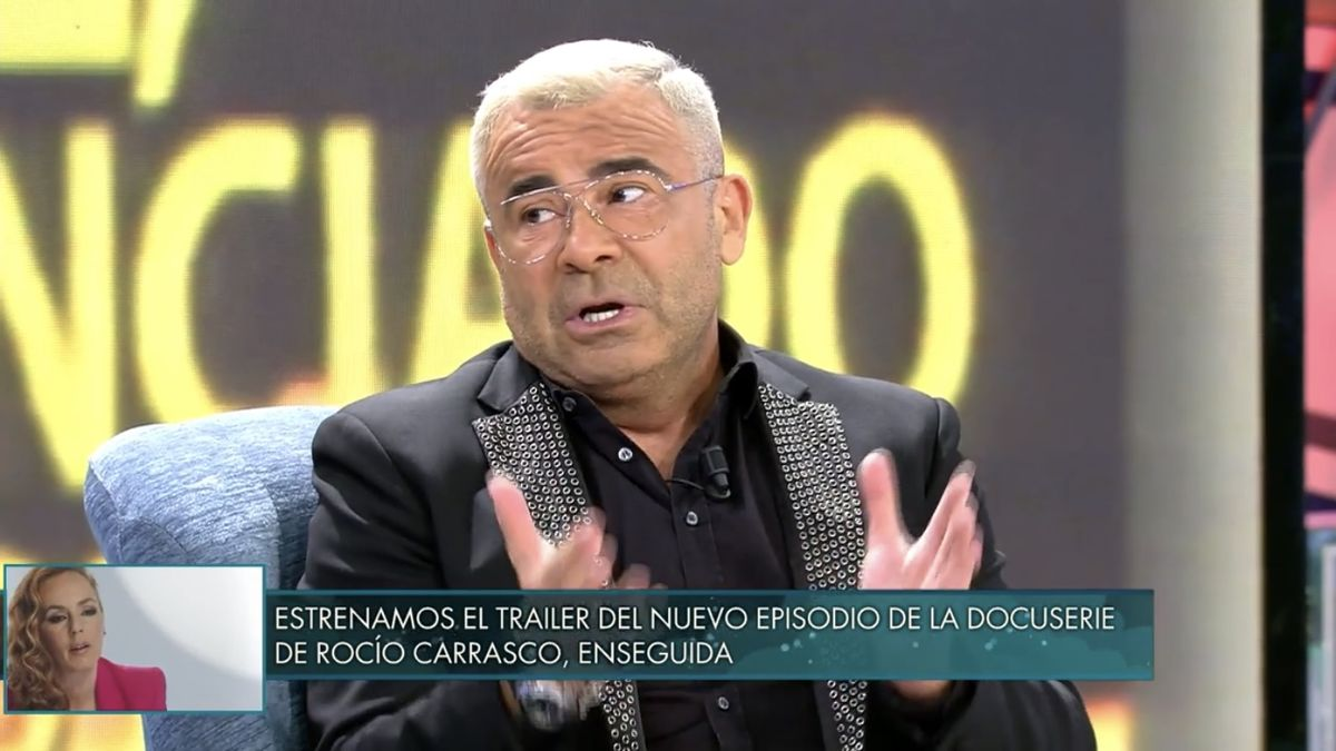 Jorge Javier Vázquez en el último 'Deluxe'