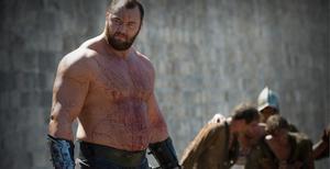 Hafpór Júlíus Björnsson interpreta a Gregor Clegane, alias La Montaña,en 'Juego de tronos'.