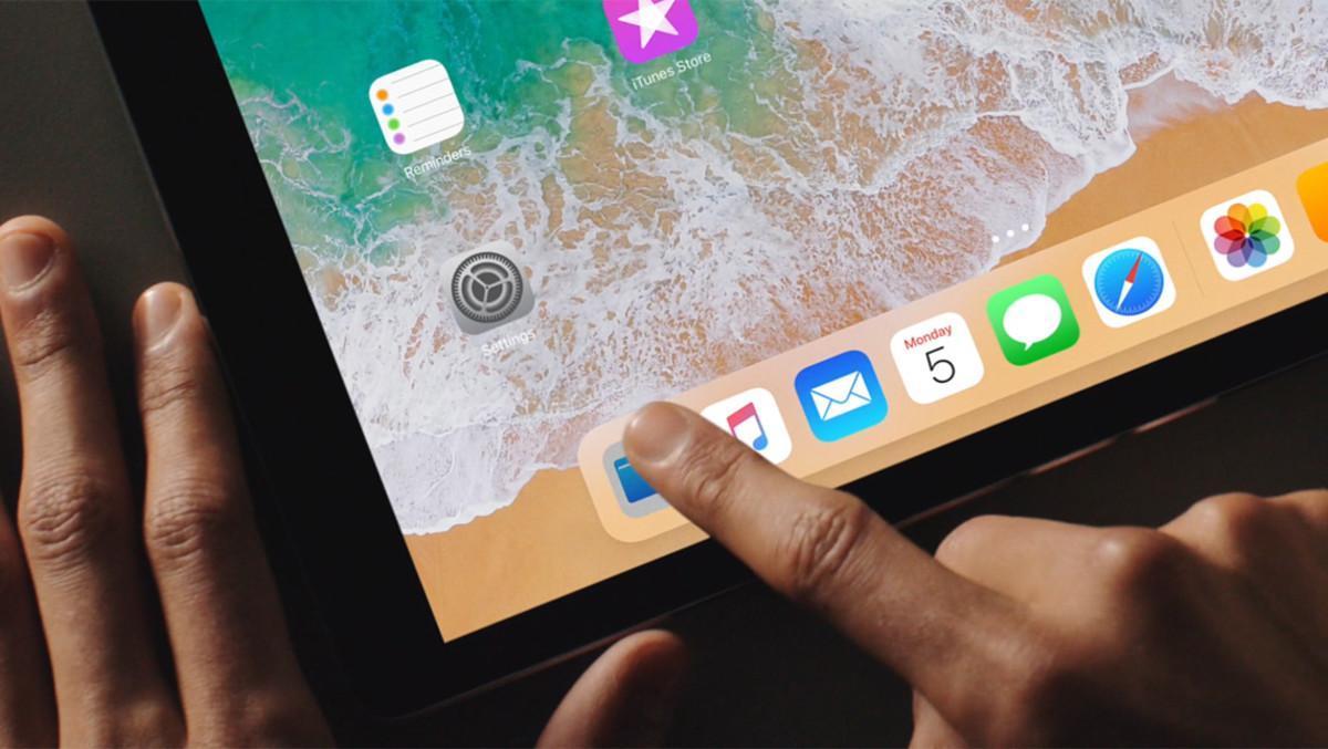 Un iPad Pro, una una de las tableta más ambiciosas de Apple.