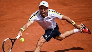 Bautista cau a Roland Garros
