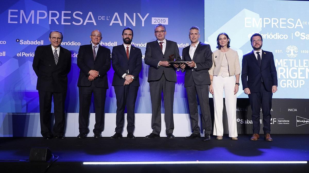El Periódico entrega los galardones Empresa del año 2019