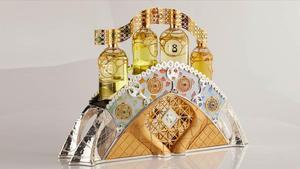 El perfume joya de Sagrada.