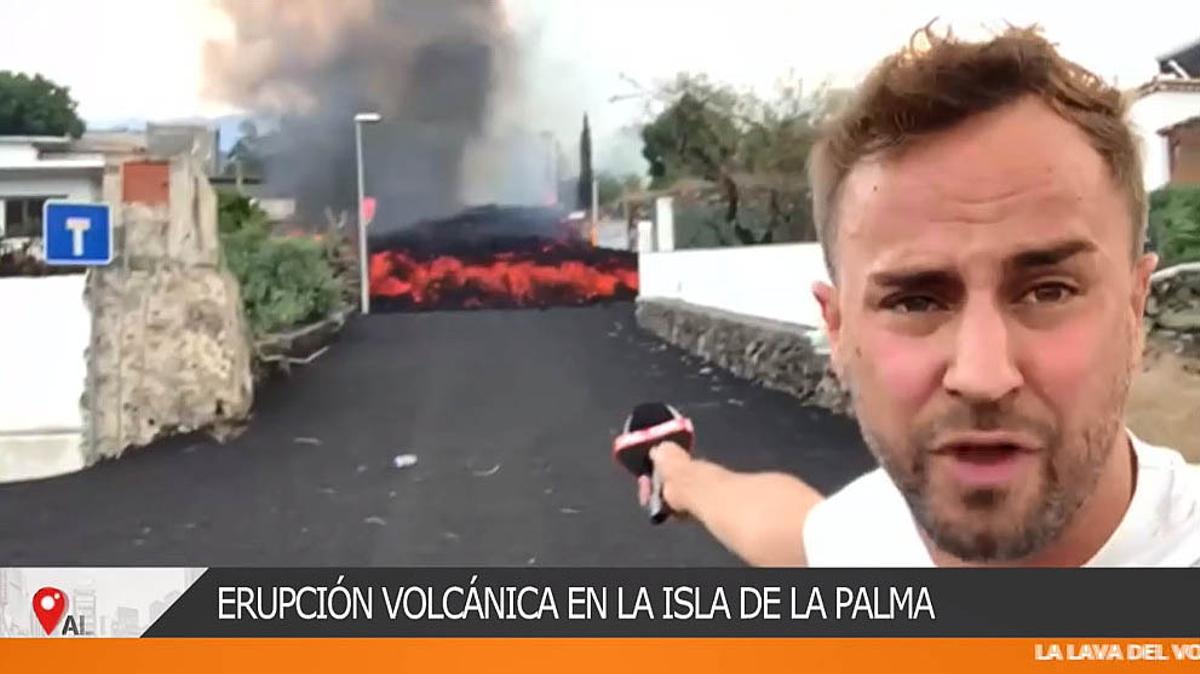 La crítica de Monegal: La Palma tiembla más desde la llegada de las teles