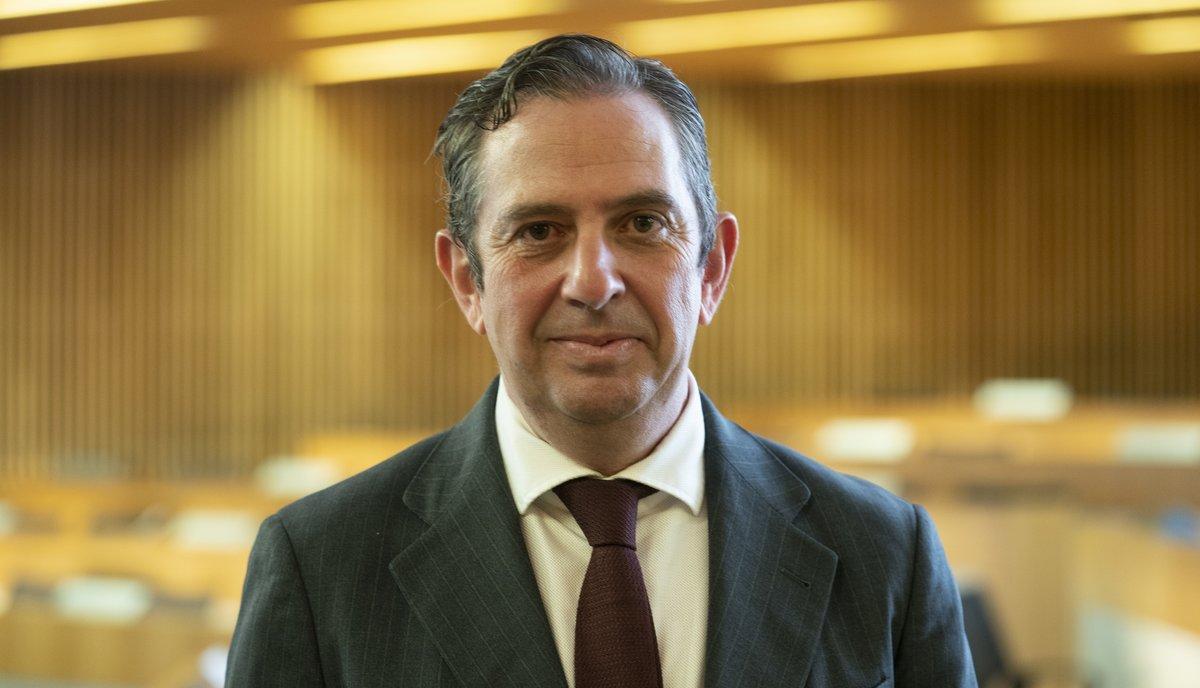 El vicepresidente de la CEOE Íñigo Fernández de Mesa.